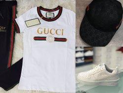 Gucci Eşofman Takımı Nike Airforce Şapka Kombini E0406