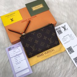 Louis Vuitton Mini Adl Vejital Deri Cüzdan