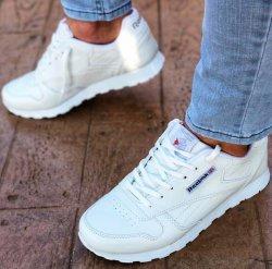 Reebok Classic Beyaz Erkek Ayakkabısı